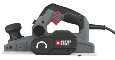 3. PC60THPK 6.0-Amp Hand Planer, PORTER-CABLE