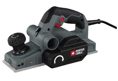 4. PC60THP 6-Amp Hand Planer, PORTER-CABLE