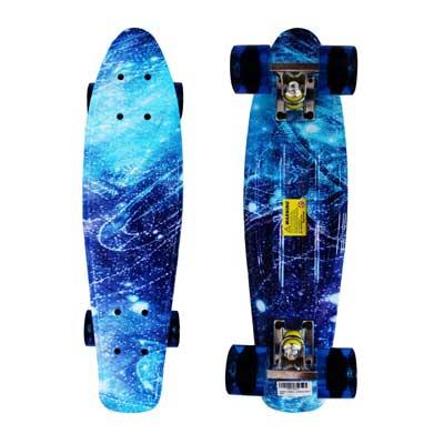 Rimable Complete Skateboard - Best Beginner Skateboard