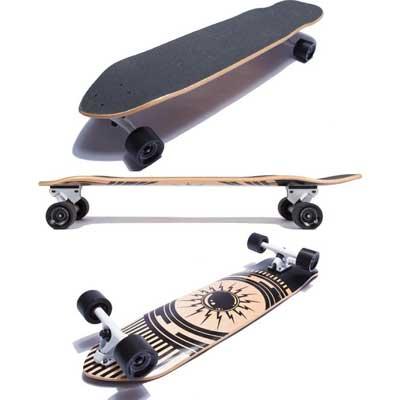 Best Beginner Skateboard - Magneto Longboards