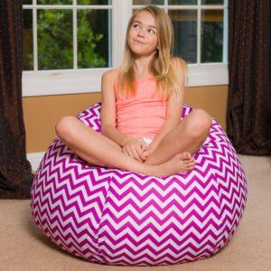 Posh Bean Bag Chairs for Kids