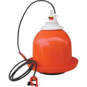 The bell-Mantic Waterer
